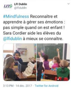 sara cordier, therapies, psychotherapy, psychologue, dublin, mindfullness, article, presse